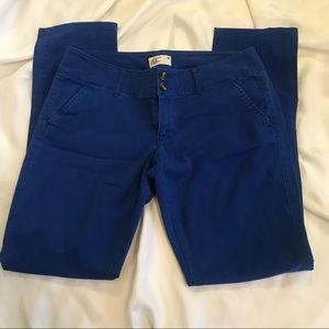 American Eagle Outfitters Royal Blue Pants Size 6